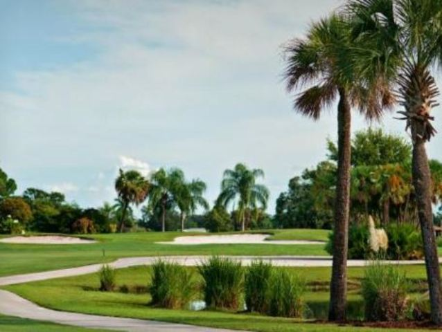 Club Med Sandpiper | Sandpipers Golf Course,Port Saint Lucie, Florida,  - Golf Course Photo