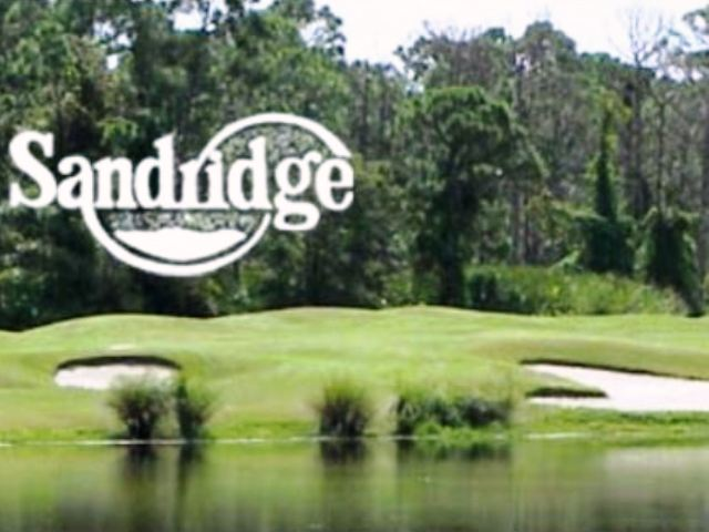 Mayfield Sand Ridge Club, Sand Ridge Golf Course