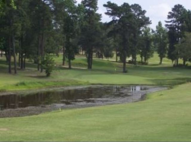 Sandy Point Golf Club, CLOSED 2011,Hartsville, South Carolina,  - Golf Course Photo