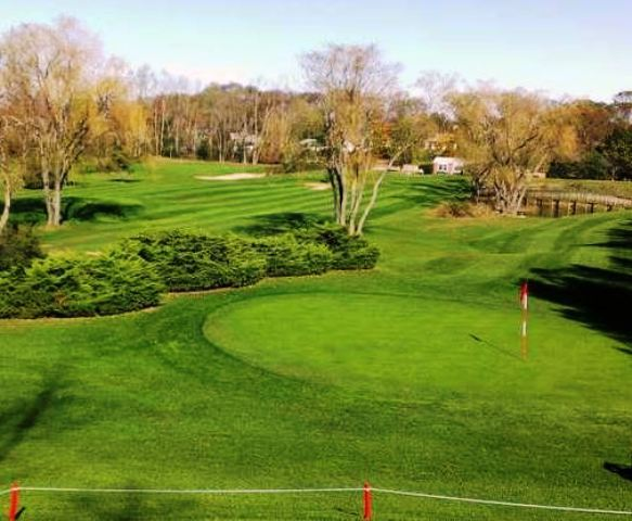 Sandy Pond Par 3 Golf Course, Riverhead, New York,  - Golf Course Photo