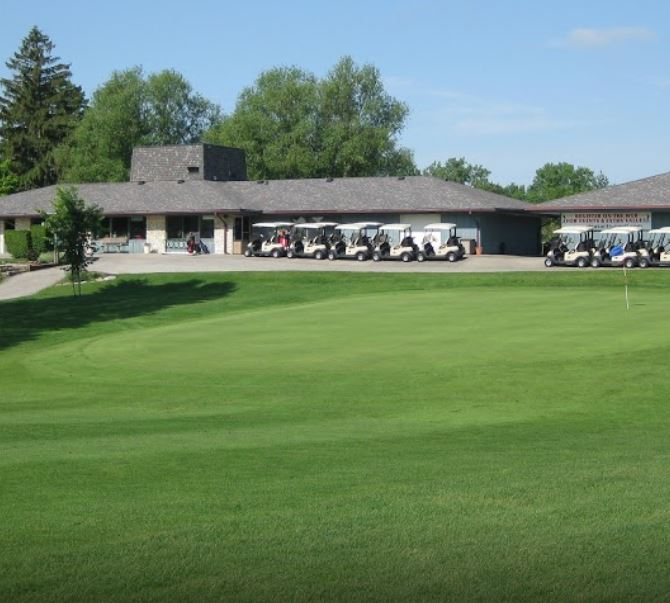 Sarah Shank Golf Course, Indianapolis, Indiana,  - Golf Course Photo