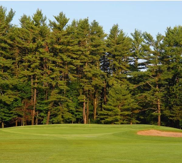 Saratoga Spa State Park, Championship Golf Course, Saratoga Springs, New York,  - Golf Course Photo