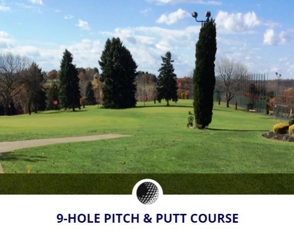 Scallys Golf Center, Pitch & Putt, Moon Township, Pennsylvania, 15108 - Golf Course Photo