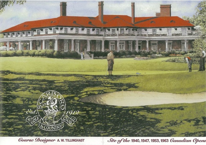 Golf Course Photo, Scarboro Golf Country Club, Scarboro, M1J 3H2