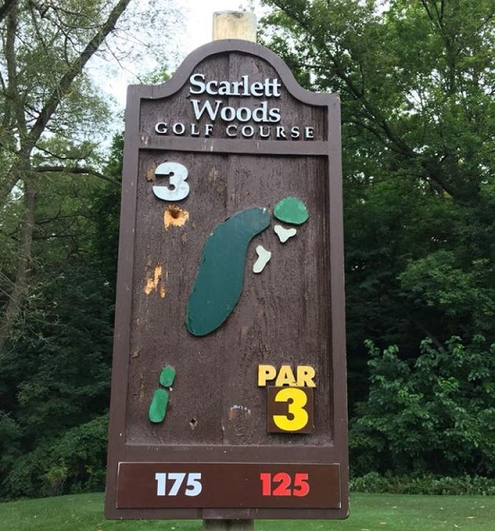 Scarlett Woods Golf Course, Toronto, Ontario,  - Golf Course Photo