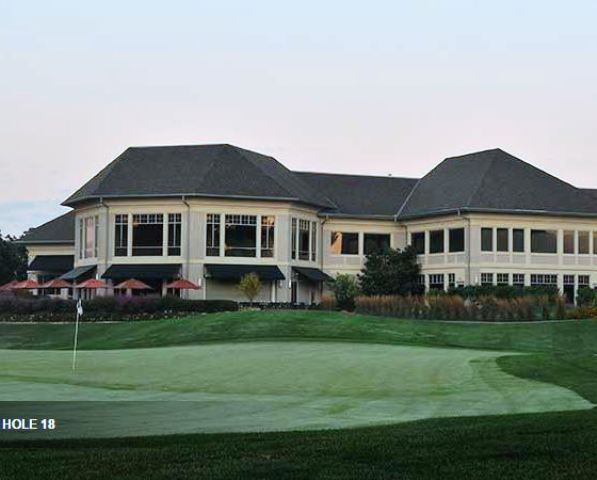Scioto Reserve Golf Course