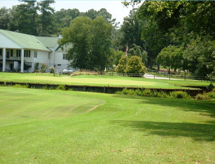 Scotch Meadows Country Club,Laurinburg, North Carolina,  - Golf Course Photo