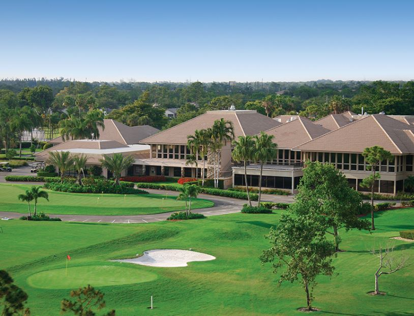 Golf Course Photo, Seagate Country Club | Seagate Golf Course, Delray Beach, 33445