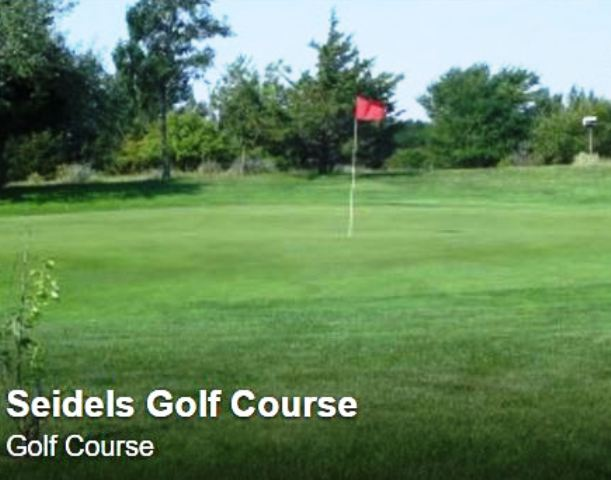 Seidels Golf Course,Pratt, Kansas,  - Golf Course Photo