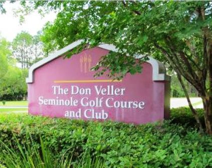 Don Veller Seminole Golf Course & Club,Tallahassee, Florida,  - Golf Course Photo