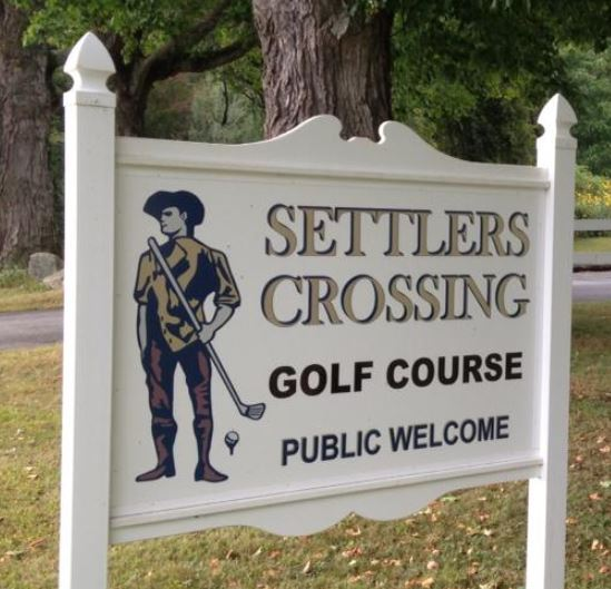 Settlers Crossing Golf Course, Lunenburg, Massachusetts,  - Golf Course Photo