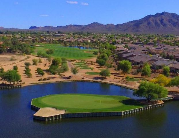 Seville Golf & Country Club,Gilbert, Arizona,  - Golf Course Photo
