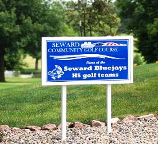 Seward Community Golf Course, Seward, Nebraska,  - Golf Course Photo