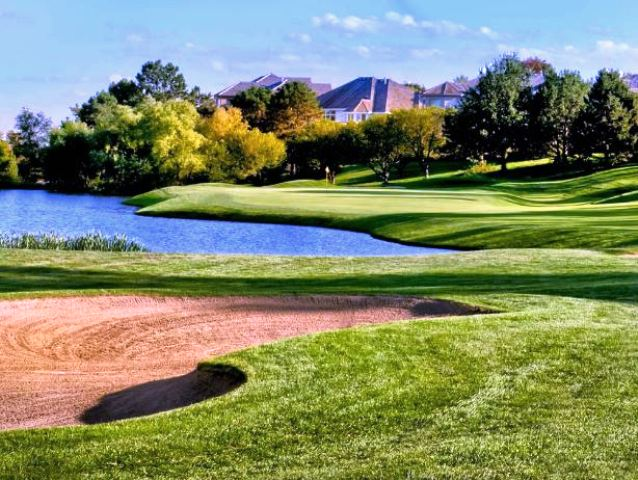 Shadow Ridge Golf Club | Shadow Ridge Golf Course, Omaha, Nebraska, 68130 - Golf Course Photo