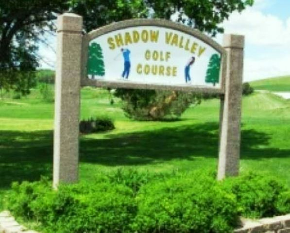 Golf Course Photo, Shadow Valley Golf Course, Woodbine, Iowa, 51579