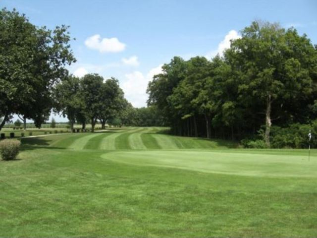 Shagbark Golf Course, Onarga, Illinois, 60955 - Golf Course Photo