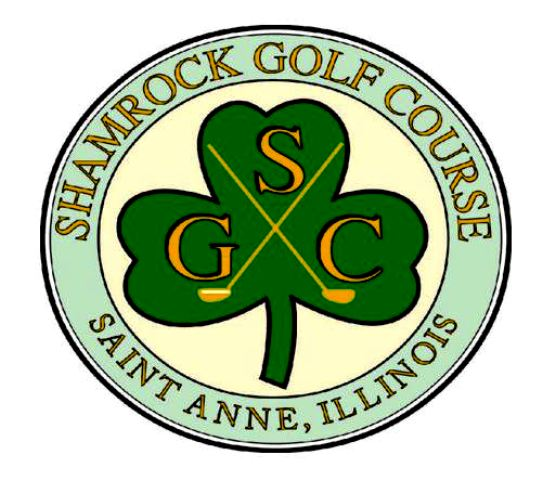 Shamrock Golf Club,Saint Anne, Illinois,  - Golf Course Photo