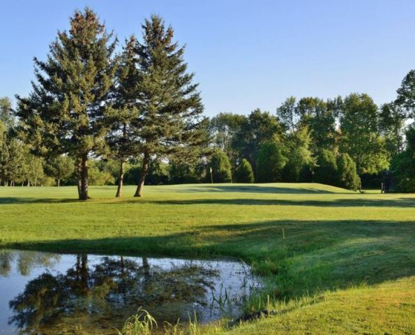 Golf Course Photo, Shamrock Golf & Country Club, Oriskany, 13424