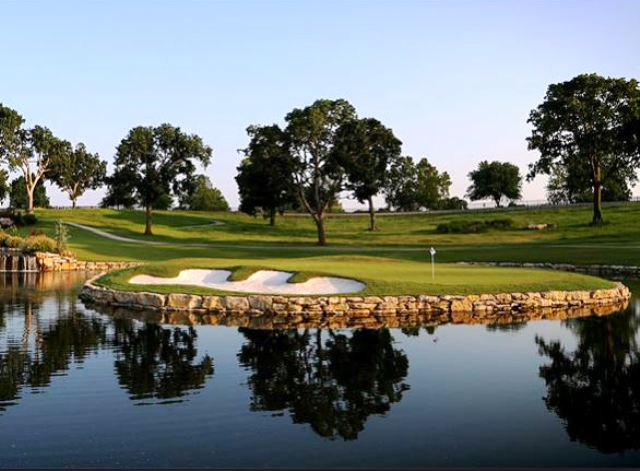 Shangri-La Resort Golf Complex, Afton, Oklahoma,  - Golf Course Photo