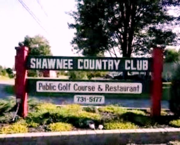 Golf Course Photo, Shawnee Country Club, Sanborn, 14132