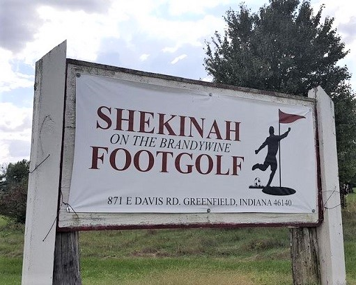 Shekinah On The Brandywine, CLOSED 2015, Greenfield, Indiana,  - Golf Course Photo