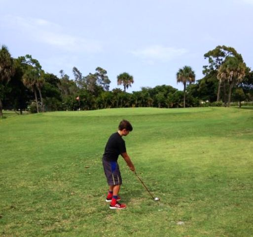 Golf Course Photo, Sherwood Park Golf Course, Delray Beach, 33445