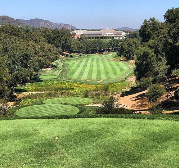 Sherwood Country Club, Thousand Oaks, California,  - Golf Course Photo