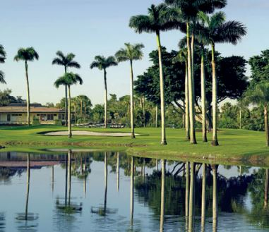 Shulas Golf Club, The Senator Course, Miami Lakes, Florida,  - Golf Course Photo