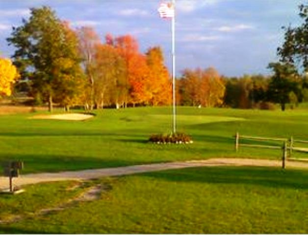 SideWinder Golf Course, CLOSED 2015, Mio, Michigan, 48647 - Golf Course Photo