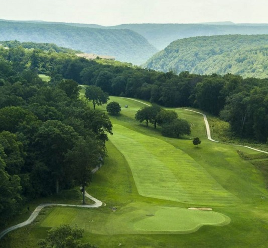 Signal Mountain Golf & Country Club, Signal Mountain, Tennessee,  - Golf Course Photo