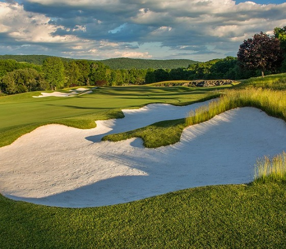 Silo Ridge Country Club, Amenia, New York,  - Golf Course Photo
