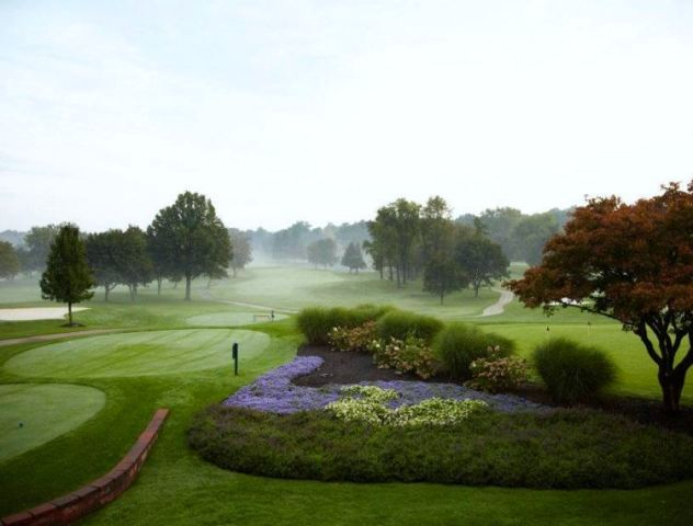 Silver Lake Country Club,Silver Lake, Ohio,  - Golf Course Photo