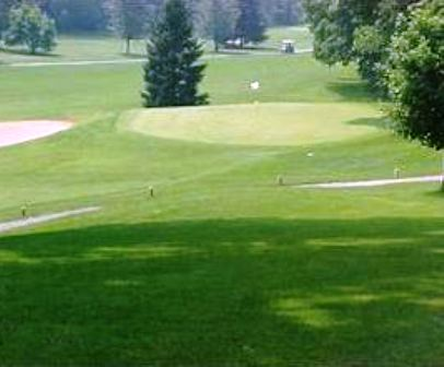Silver Spring Golf Course, CLOSED 2013,Mechanicsburg, Pennsylvania,  - Golf Course Photo