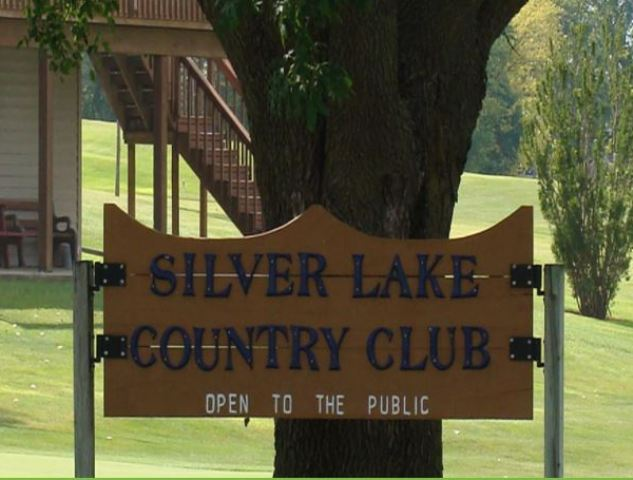 Silver Lake Golf & Country Club, Lake Park, Iowa,  - Golf Course Photo