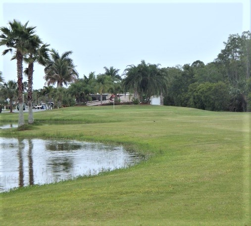 Silver Lakes RV Resort & Golf Club, Naples, Florida,  - Golf Course Photo