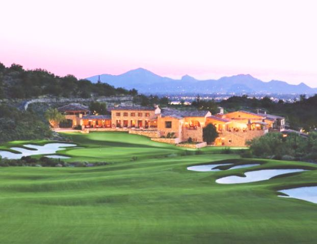 Silverleaf Golf Club | Silverleaf Golf Course, Scottsdale, Arizona, 85255 - Golf Course Photo