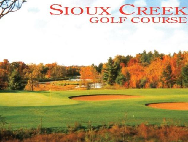 Sioux Creek Golf Course, Chetek, Wisconsin, 54728 - Golf Course Photo