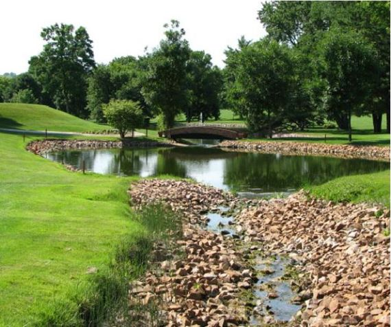 Sioux City Country Club, Sioux City, Iowa,  - Golf Course Photo