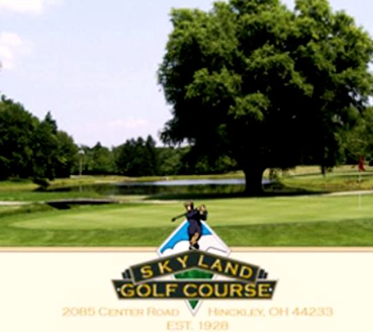 Skyland Golf Course,Hinckley, Ohio,  - Golf Course Photo