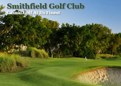 Smithfield Golf Club, CLOSED 2011, Statesboro, Georgia,  - Golf Course Photo