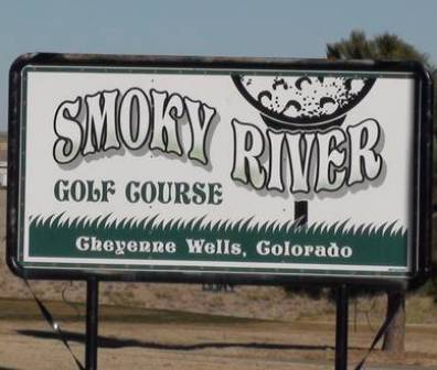 Golf Course Photo, Smoky River Golf Course, Cheyenne Wells, 80810