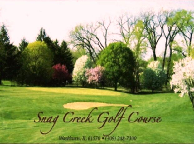 Snag Creek Golf Course, CLOSED 2015