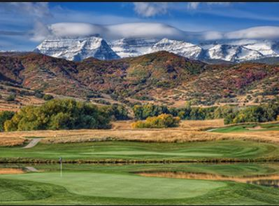 Soldier Hollow Golf Course, Silver Course, Midway, Utah,  - Golf Course Photo