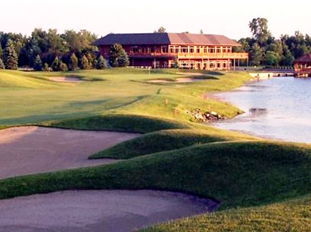 Solitude Links Golf Course,Kimball, Michigan,  - Golf Course Photo