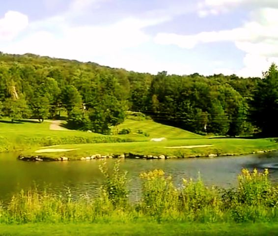 Someday Golf Resort, CLOSED 2009,West Dover, Vermont,  - Golf Course Photo