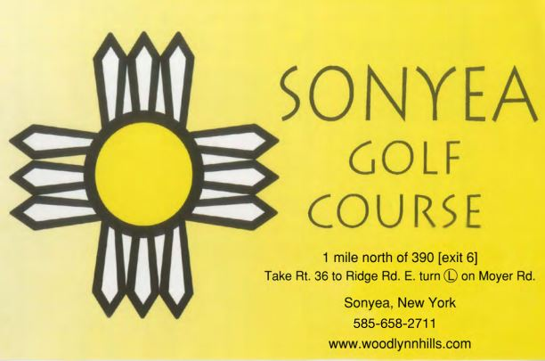 Sonyea Golf Club, Sonyea, New York,  - Golf Course Photo
