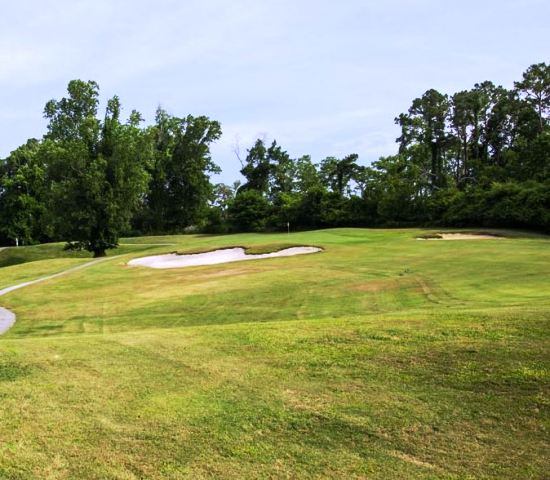 Sound of Freedom Golf Course | Cherry Point Golf Course