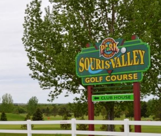 Golf Course Photo, Souris Valley Golf Course, Minot, 58701