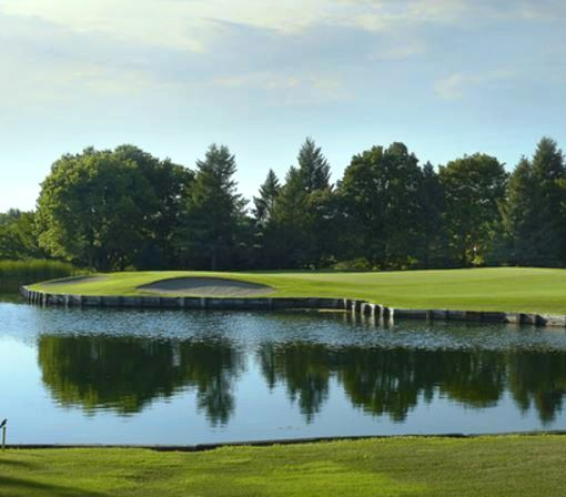 Des Moines Golf & Country Club, South Course,West Des Moines, Iowa,  - Golf Course Photo