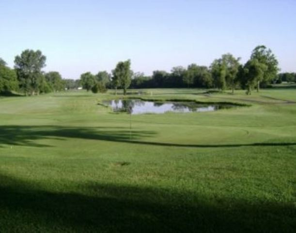 South Shore Golf Course, Syracuse, Indiana, 46567 - Golf Course Photo